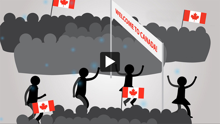 Thumbnail - Video - Welcome to Canada: 150 years of immigration, 2016 Census of Population