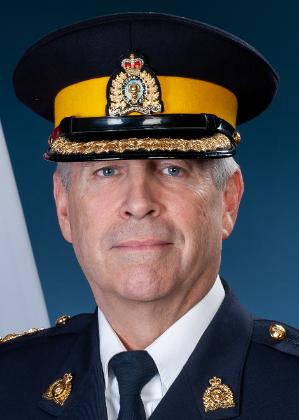 Assistant Commissioner Jeff Adam