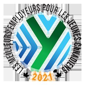Les meilleurs employeurs pour les jeunes canadiens 2021