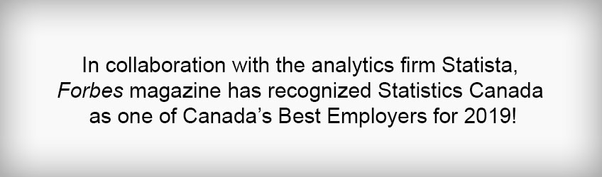 Forbes - Canada's Best Employers 2019