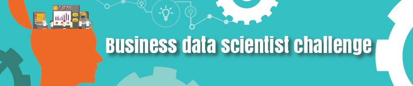 Business data scientist challenge