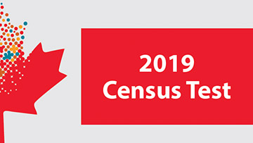 2019 Census Test