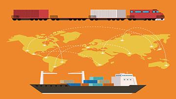 Base de données sur le commerce international canadien de marchandises