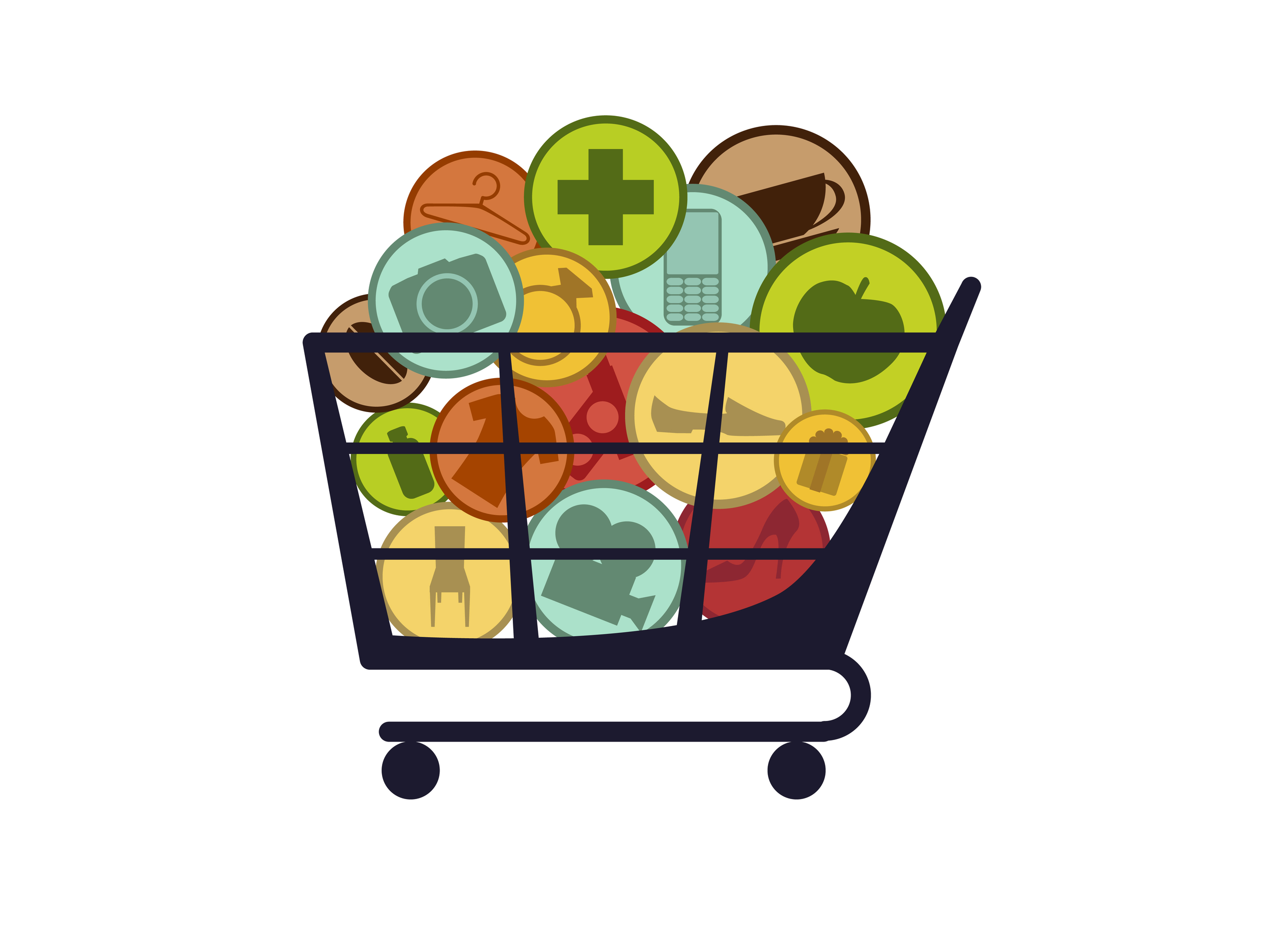 Consumer expenditures during COVID-19: An exploratory analysis of the effects of changing consumption patterns on consumer price indexes