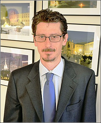 Alessandro Alasia, Chief, Data Exploration and Integration Lab. Photo: A. Paulos.