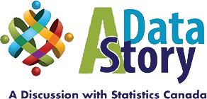 A data story: A discussion with Statistics Canada