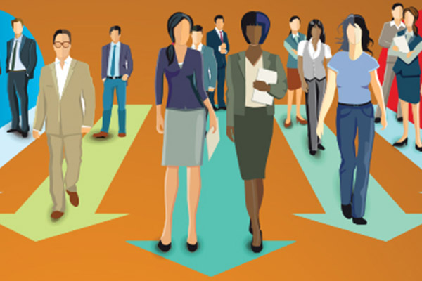 Gender differences in early career job mobility and wage growth in Canada