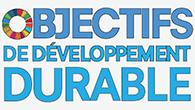Objectifs de développement durable - logo