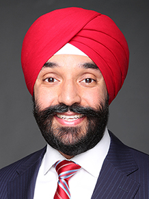 Photo of Navdeep Bains