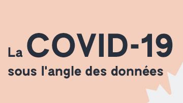 La COVID-19 : sous l'angle des données