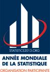 Identificateur visuel de l'Année mondiale de la Statistique