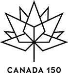 Logo de Canada 150