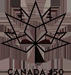 Logo of Canada 150