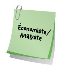 Économiste/Analyste