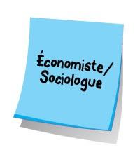 Économiste/Sociologue