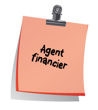 Agent financier