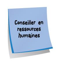 Conseiller en ressources humaines