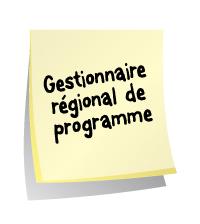 Gestionnaire régional de programme