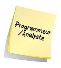 Programmeur/Analyste