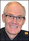Clive Weighill, C.O.M., Chief of Police, Saskatoon Police Service