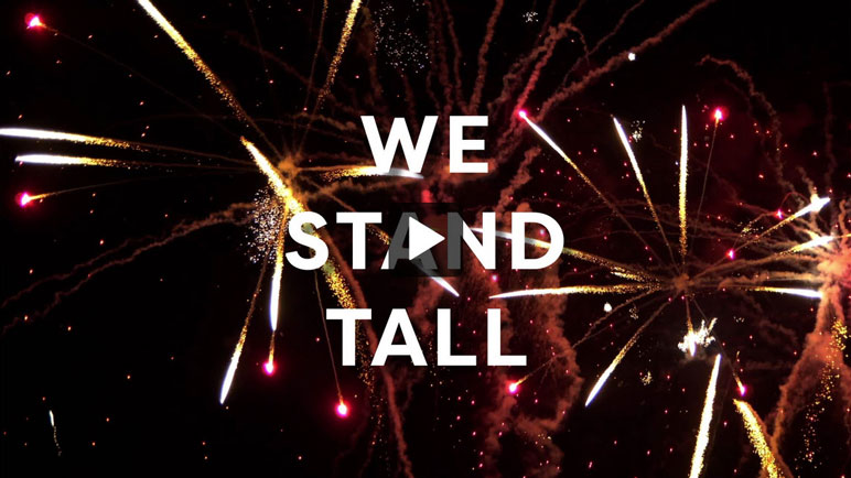 We Stand Tall - thumbnail