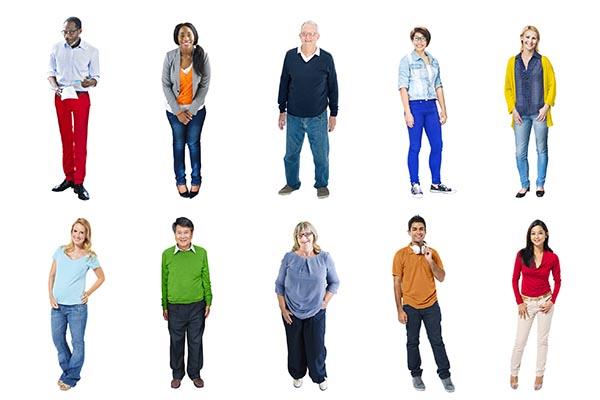 Measuring corporate diversity