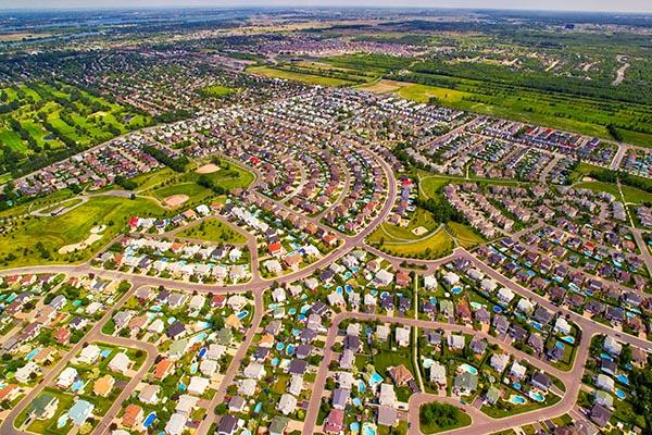 How green is your neighbourhood?