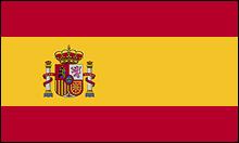 Drapeau de l'Espagne