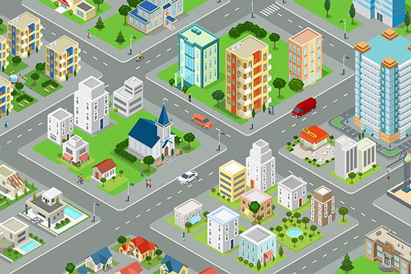 Définir les quartiers des centres-villes du Canada : limites de 2016