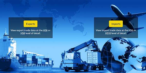 Canadian International Merchandise Trade Web Application