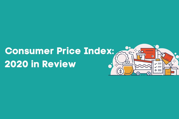 Consumer price Index: 2020 in Review