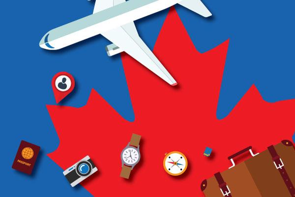 Les gens viennent des quatre coins du monde pour visiter le Canada! - thumbnail