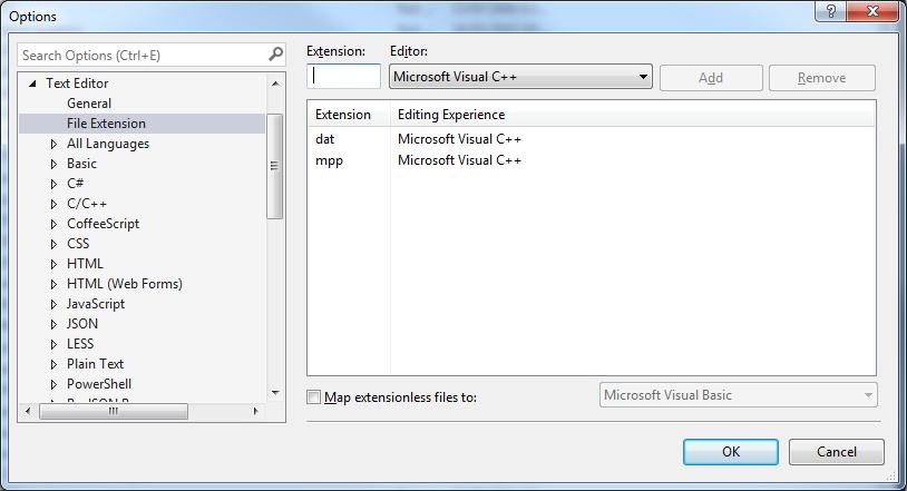 Screenshot of Enabling Syntax Highlighting: Step 4