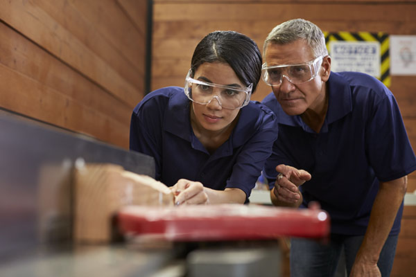How Do Women in Male-dominated Apprenticeships Fare in the Labour Market?