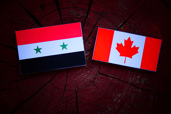 Syrian refugees who resettled in Canada in 2015 and 2016 - thumbnail