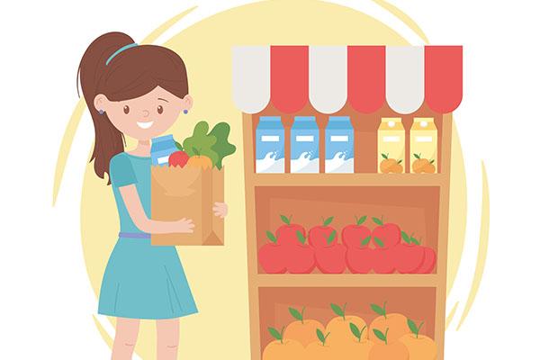 Prix de détail moyens mensuels pour certains produits, par province