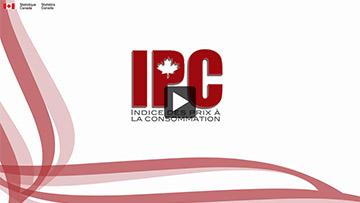 Institut de formation de Statistique Canada – Indice des prix à la consommation