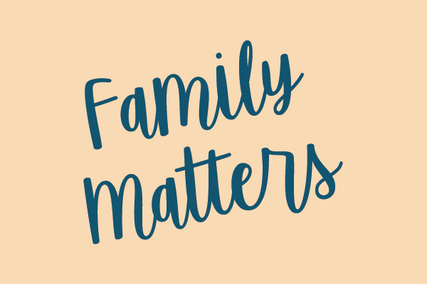 Family Matters: Splitting Household Tasks: Who Does What?