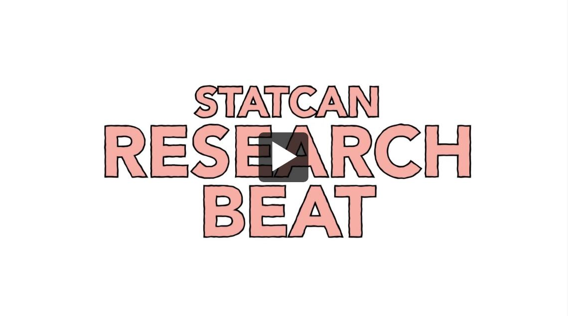 StatCan Research Beat: Home care use in Canada