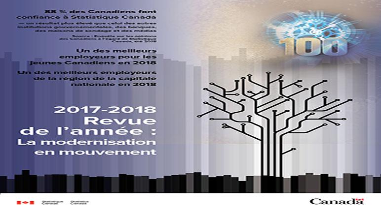 2017-2018 Revue de l'année : La modernisation en mouvement