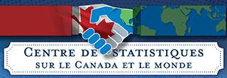 Centre de statistiques du Canada et le monde