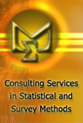 Consulting Services in Statistical and Survey Methods
