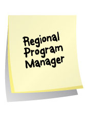 Regional Program Manager