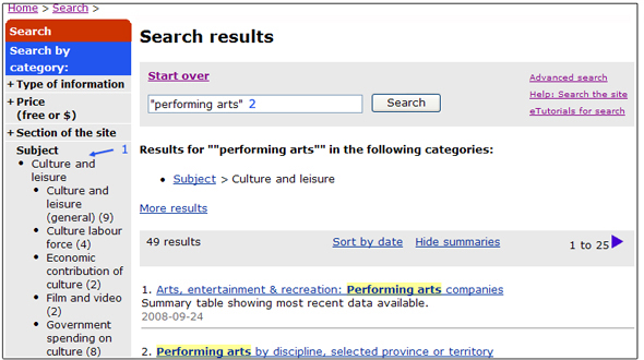 Screen capture shows the 2 steps described below