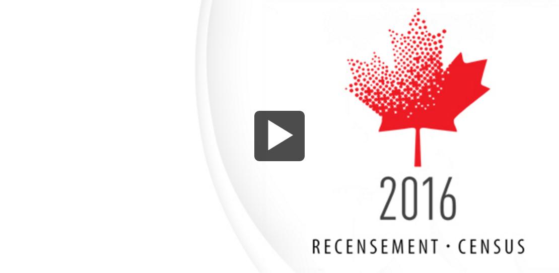 Les avantages du Recensement de 2016 - vidéo thumbnail