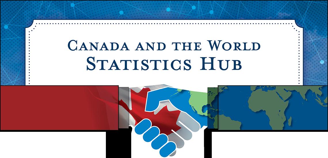 Canada and the world statistics hub